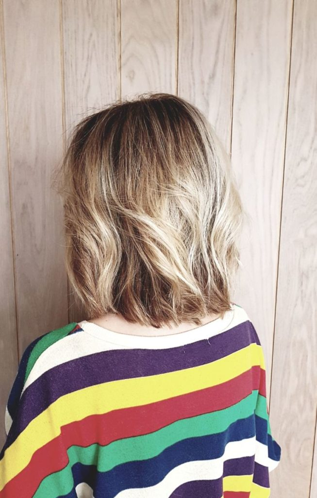 Wendy Maasen salon - Haren kleuren